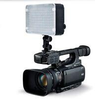 160 Led Video Light For Panasonic Ag-hmc150 Ag-hmc151 Ag-dvx100a Ag-dvx100b