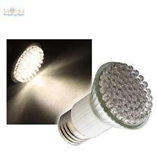 E27 LED-Strahler SPOT WARM-WEISS 60 LEDs Lampe 230V JDR
