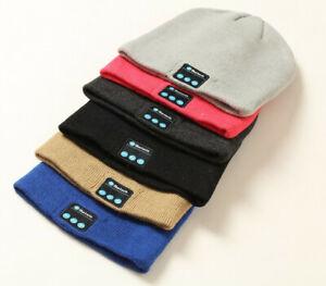 Bonnet Bluetooth pour SONY Xperia XA1 Ultra Smartphone avec Ecouteurs Intégrés R