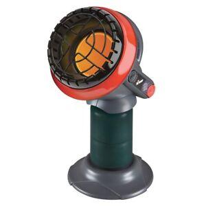 Mr Heater 3800 BTU Indoor Outdoor Portable Little Buddy Propane Emergency Heater