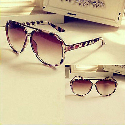 SunGlasses New Colors Mirror Fashion Style Shades Men Women Classic Leopard N3Z
