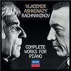 Sergey Rachmaninov - Rachmaninov: Complete Works for Piano (2014)