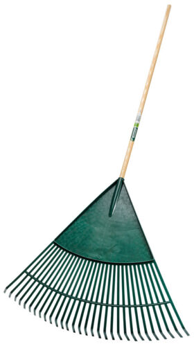 Genuine DRAPER 700mm Head Extra Wide Plastic Leaf Rake34875
