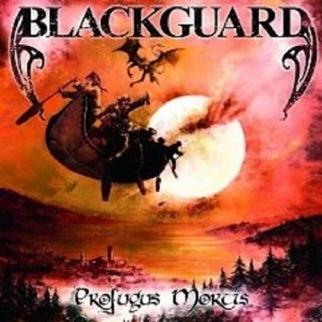 "BLACKGUARD ""PROFUNGUS MORTIS"" CD NEW"