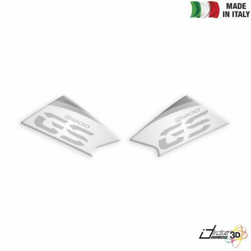 K25 2008-2012 ADESIVI LATERALI RESINA BIANCO FOR BMW 1200 R GS