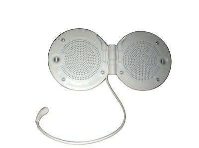 Tribeca Portable Audio Speakers for iPOD / CD / MP3 MP4 PC COMPUTER SHUFFLE