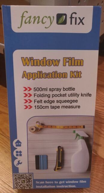 "100 count Single Edge 1/"" Razor Blades Glass Window Film Tint Installation Tool"