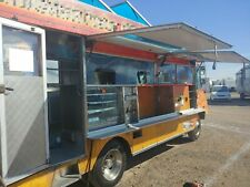 Used Gmc Stepvan P30 Step Van Kitchen On Wheels With Pro Fire Suppression System F