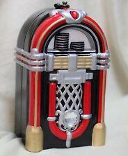 Timmy Woods CRYSTAL GEMS JUKE BOX RADIO HERO JEWELS MINAUDIERE HANDBAG bag