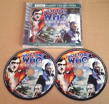 Doctor Who - The Enemy Of The World 2002 2 x CD Audio Book BBC Patrick Troughton