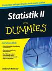 Statistik II Fur Dummies by Deborah J. Rumsey (Paperback, 2012)