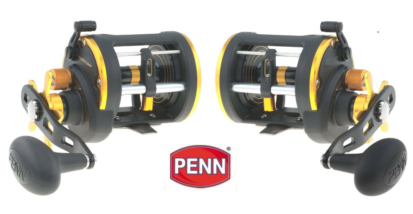 Penn Squall Levelwind Estrella Drag barco Cocheretes _ 15 20 30