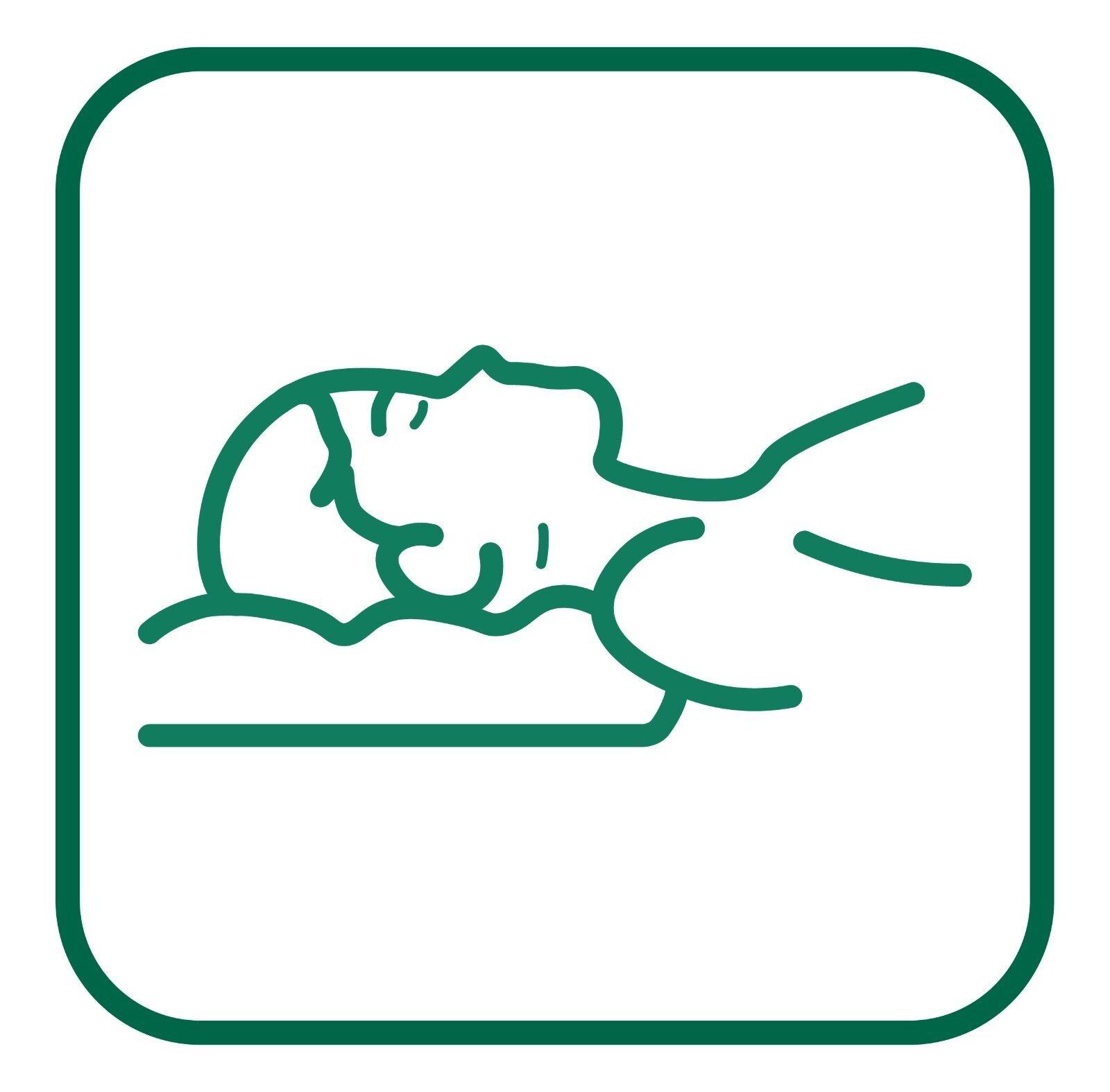 Coppia Cuscini Guanciali EcoGrün in Memory Foam Foam Foam Ecologico - Altezza 12 cm fba67b