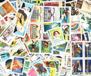 Brazil-huge-Mint-Never-Hinged-Stamp-Collection-300-Different-topical-type-stamps