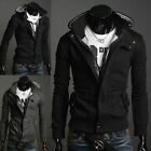 Men's Slim Stylish Sweatshirt Hoodies Hooded Casual Coat Outwear Jacket