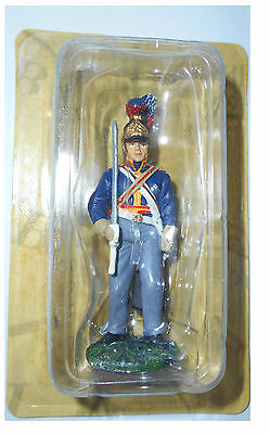 Soldatino Napoleonico Warrior infantry brigades of the St.1812 n.024  EAGLEMOSS