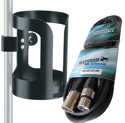 Selbstbewusst, Befangen, Gehemmt, Unsicher, Verlegen K&m 16022 Universal Getränkehalter + Keepdrum Mikrofonkabel 6m Xlr Mc-001xx-6m Verkaufspreis