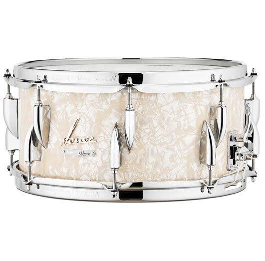 Sonor Vintage Snare-Drum Perle 14x5, 75 Sdw