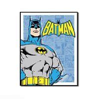 Batman Panels Comic Book Marvel DC Super Hero Retro Vintage Metal Tin Sign New