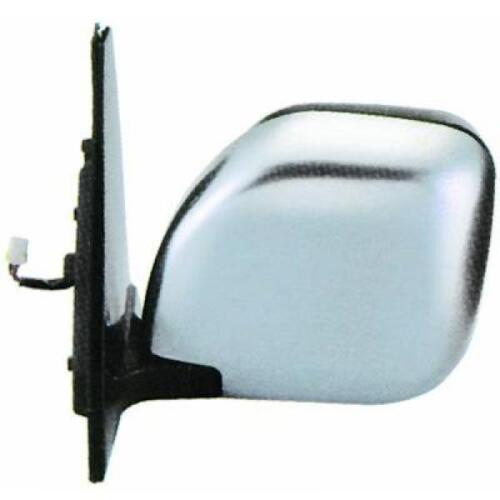 Specchio Specchietto retrovisore Sinistro MITSUBISHI PAJERO 00-06 5pt cromato el