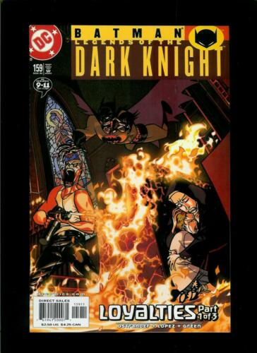 Flat Rate Combined Shipping! Batman Legends Of The Dark Knight # 159 VF // NM