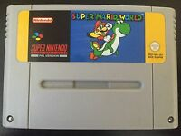 Super Mario World   Super Nintendo   Snes   PAL