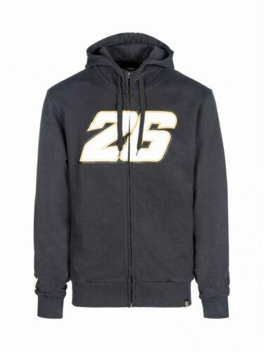 Dani Pedrosa 26 MotoGP 2018 Teamwear Mens Hoodie Hoody Black Sizes S-XXL