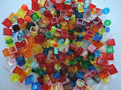 LEGO® 30x schräge Fliesen Dachziegel 1x1 orange #50746 #54200