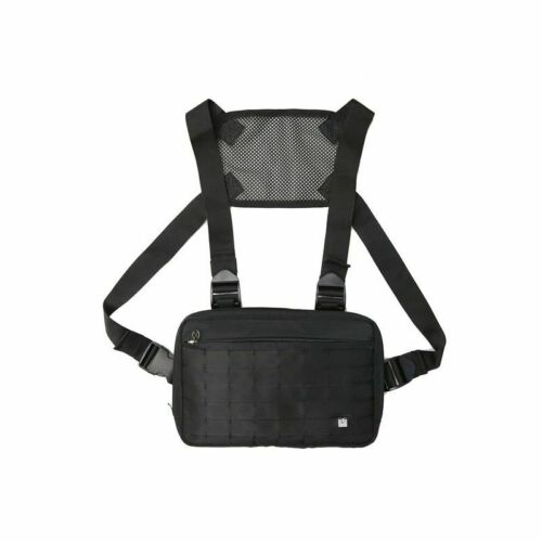 Bag Chest Hip Hop Men Tactical Women Pack Harness Fanny Waist Vest Streetwear