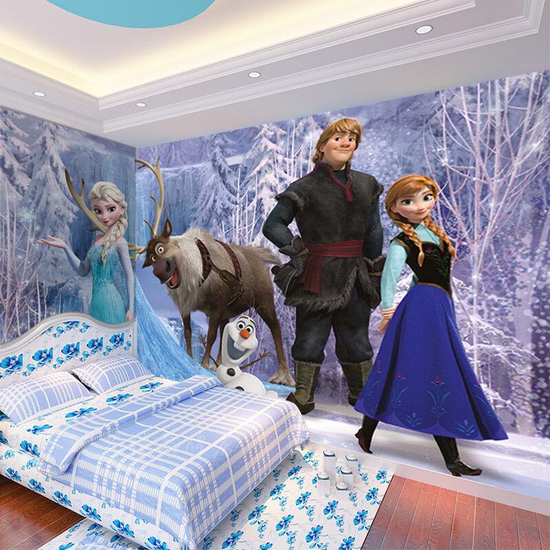 3D Movie Anime Roles 3708 Wallpaper Decal Dercor Home Kids Nursery Mural Home