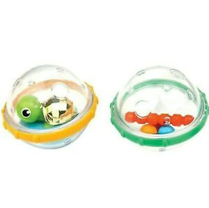 Assorted Model Munchkin Float and Play Bubbles Bath Toy Pack of 2