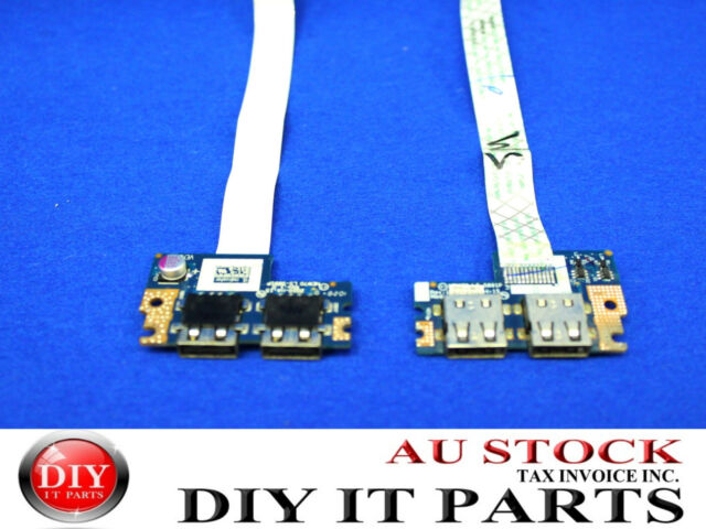 Acer Aspire E1-531 USB Ports Port Circuit Board Cable LS-7911P