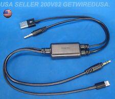 PIONEER AUX CABLE 8-PIN LIGHTING iPHONE 6 5 iPOD CD iU200V iU201V iU50V iU51V