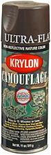 Krylon 4292 Krylon Camouflage Paint with Fusion for Plastic Technology