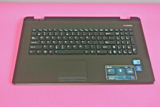 GENUINE! PALMREST TOUCHPAD 43NJ1TCJN20 ASUS K72F SERIES TOP COVER