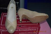 Oyster Dsi Ballroom/latin Dance Shoes - Size Uk 4