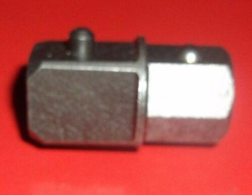 Apex 1//2 Drive Square to 1//2 Hex Coupler Adapter A516 Hexagon Joiner SQ DR Male