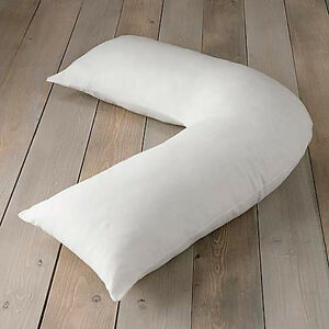 Support for Pregnancy Maternity Nursing /& Back Extra Filled V Shaped Pillow