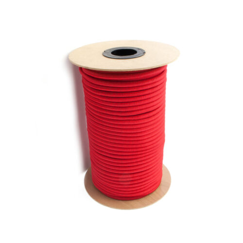 EXTRA STRONG ELASTIC BUNGEE ROPE SHOCK CORD TIE DOWN 4mm 5mm 6mm 8mm 10mm 12mm