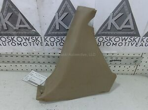 Left-Front-Cowl-Kick-Panel-Driver-Side-97-Ford-F150-Tan