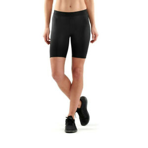 Skins-Femmes-Dnamic-Core-Short-Bermuda-Sport-Bas-De-Survetement-Leger-Running