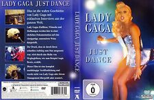 Lady Gaga - DVD - Just Dance - Dokumentation - DVD von 2010 - NEU & OVP !