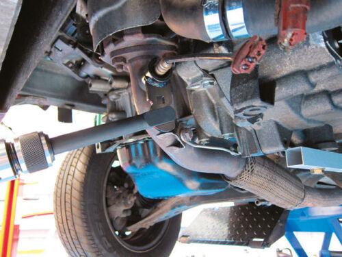 LASER TOOLS 6098 STUBBORN 22mm OXYGEN LAMBDA SENSOR SOCKET TOOL REMOVER INSTALL