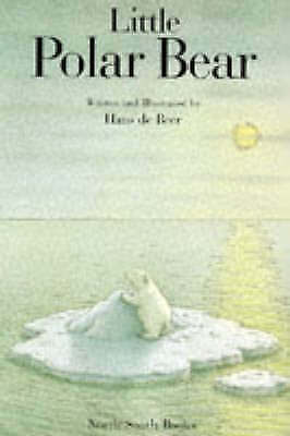 1 of 1 - LITTLE POLAR BEAR BY HAN DE BEER (Paperback, 1994) VERY GOOD CONDITION