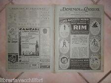 Augusto Murri RIM Sanadon Petalia Dischi Columbia Radiotron RCA Campari Olotonal