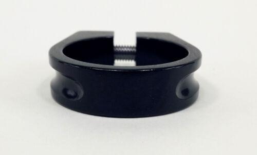 noir Super Light X-LITE Aluminium Tige de selle Clamp 29.8 mm 29.8