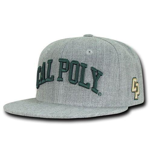 c731d5c12ecaf Cal Poly Mustangs California Polytechnic University Snapback Baseball Cap  Hat for sale online