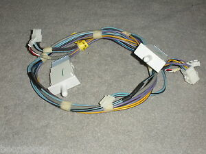 241835501 242015904 switches wire harness frigidaire electrolux rh ebay com Wire Harness Assembly Boards Cable and Wire Harness