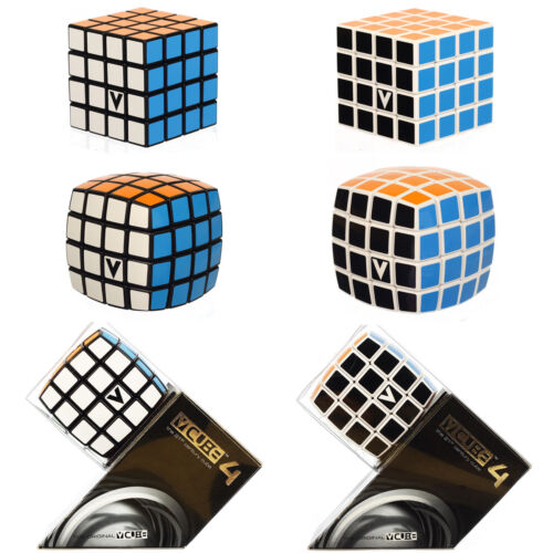 V-CUBE 4 Multicolor 4x4 Speed Cube
