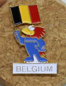 PIN Insignia SELECCION BELGICA Futbol FIFA World Cup 98 de Francia